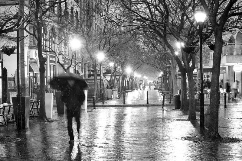 Bruce Boyd «Когда идет дождь»