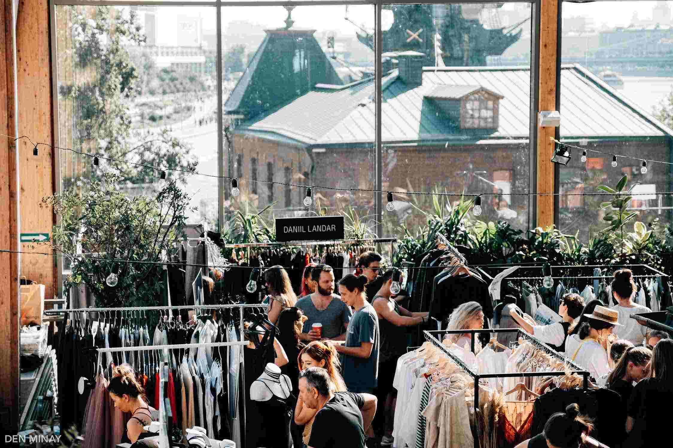 Как это было: Международный фестиваль альтернативной моды и дизайна Concept Market /Picnic
