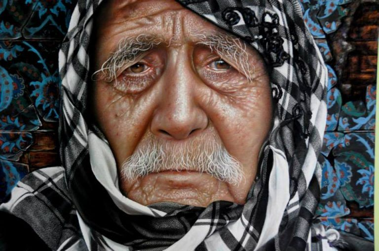 """Mustafa Yuce """"Невероятные гиперреалистичные картины"""""""