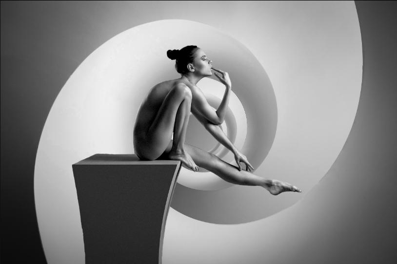 фотография голая девушка рейнер мэннель современное искусство