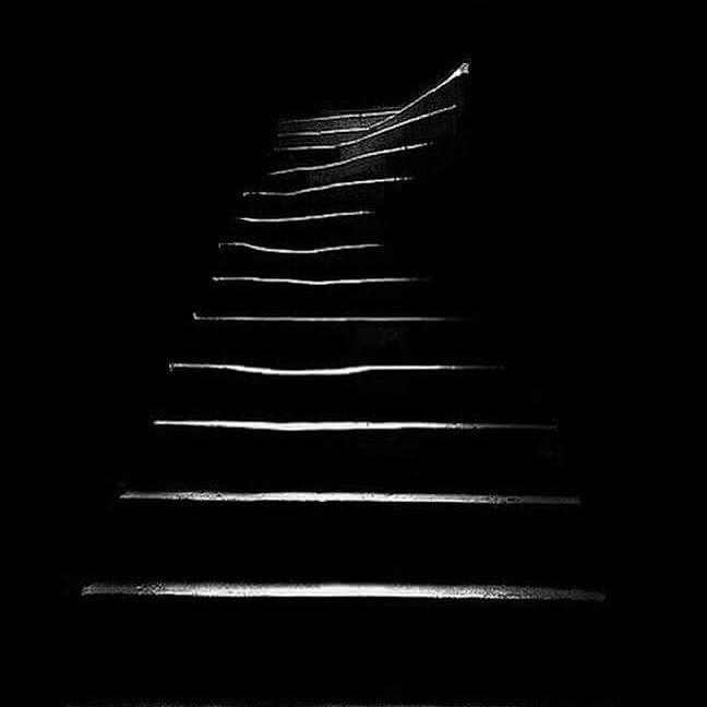 фотография современного искусства лестница