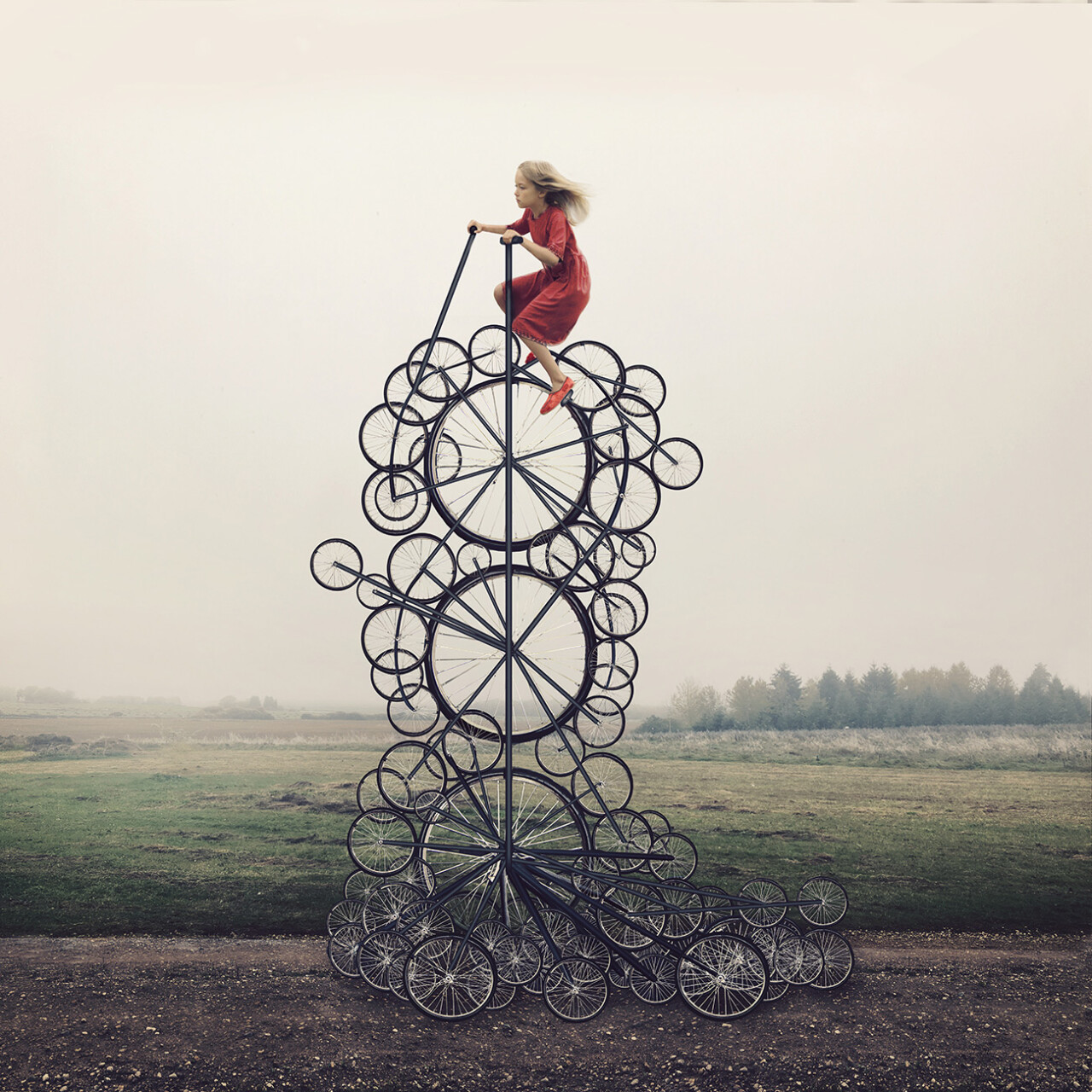 Sensual Female Portraits by KYLLI SPARRE